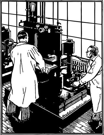 maquinas de Matricería