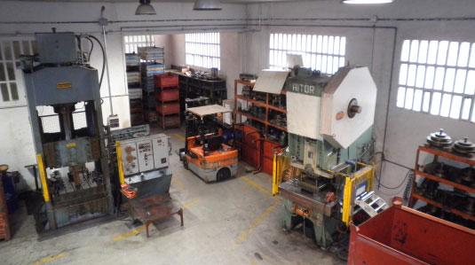 matricería industrial
