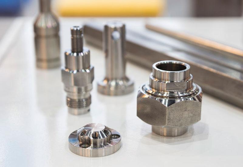 fabricación de componentes metálicos