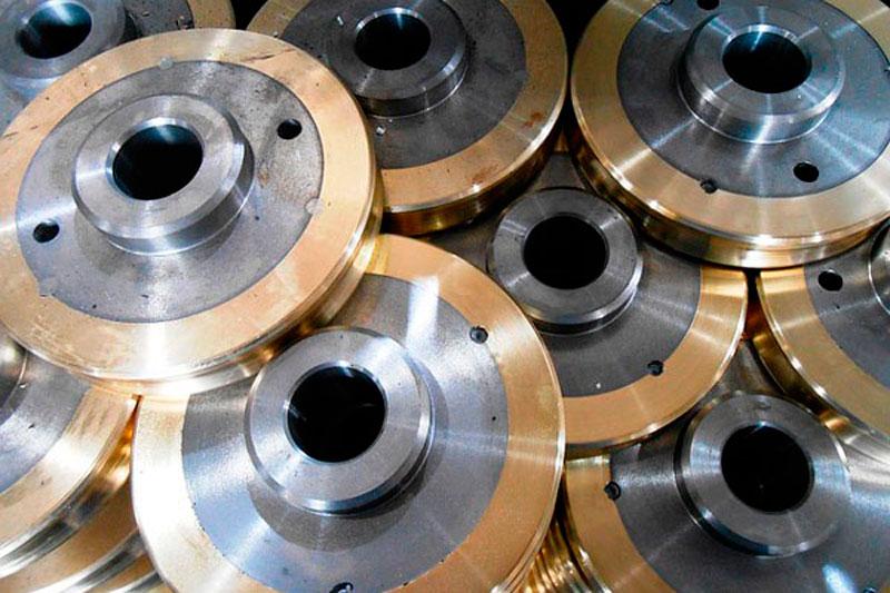 Estampación de metales en caliente